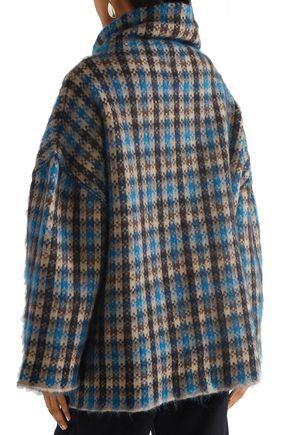 STELLA McCARTNEY Intarsia wool-blend sweater