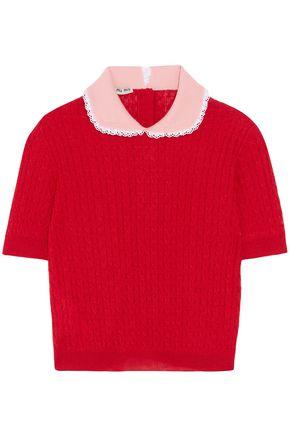 MIU MIU Fine Knit