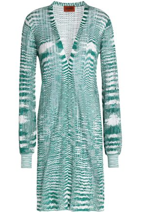 MISSONI Crochet-knit cardigan
