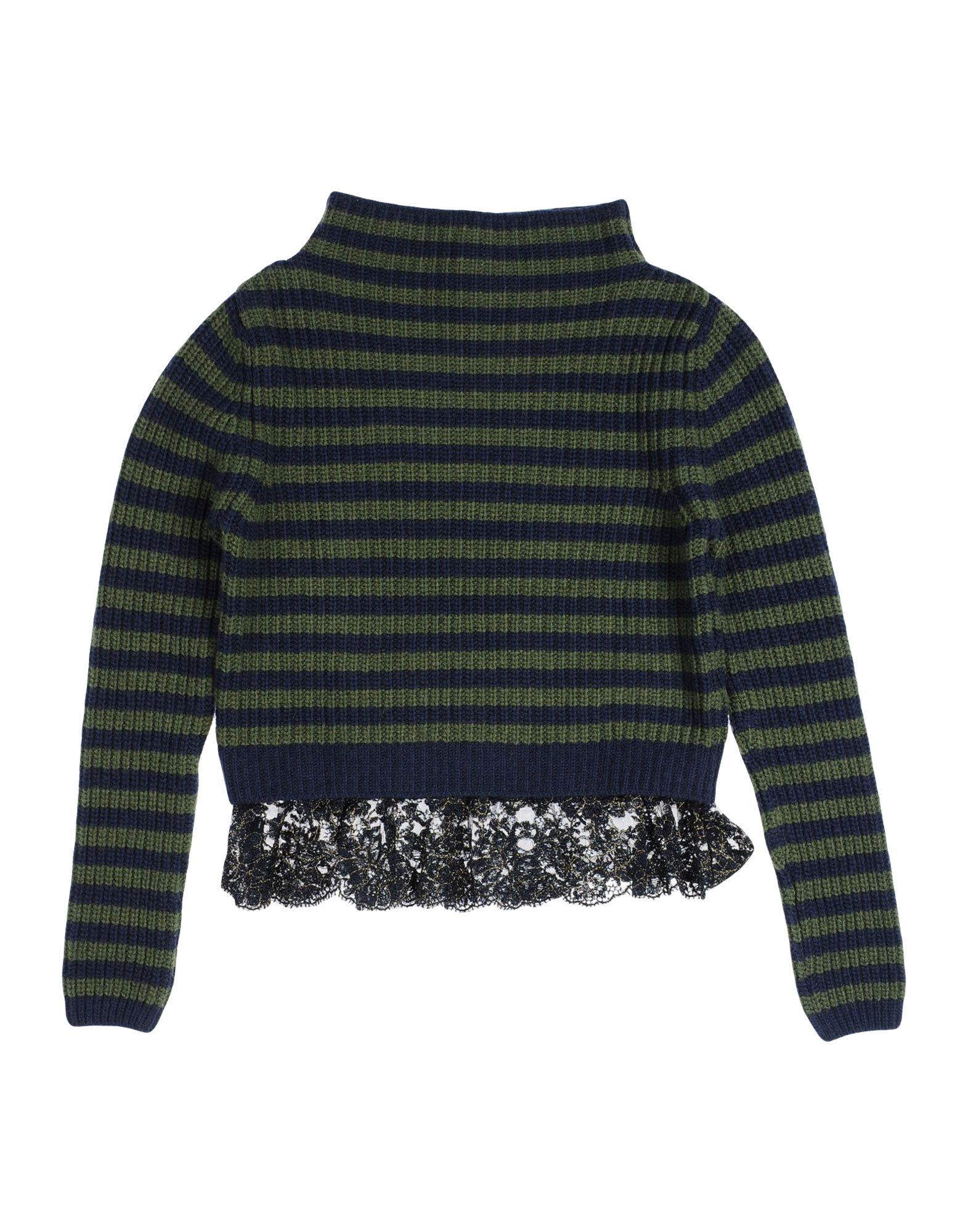ERMANNO SCERVINO JUNIOR Turtleneck in Dark Blue
