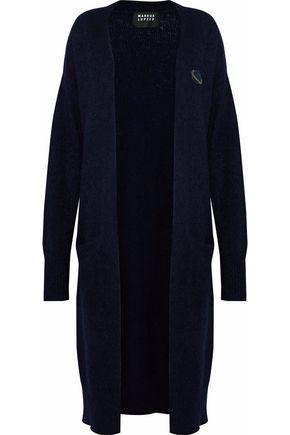 MARKUS LUPFER Rosin embellished knitted cardigan