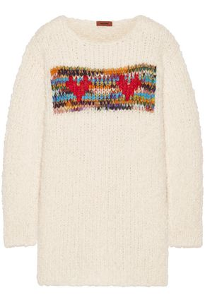 MISSONI Intarsia-knit sweater