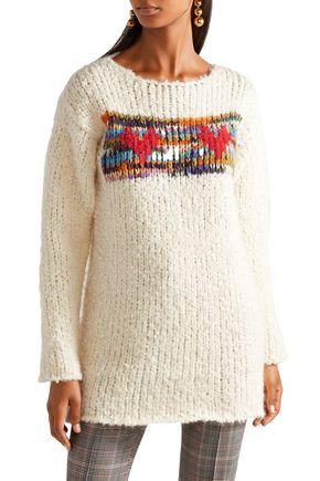 MISSONI Intarsia-knit sweater