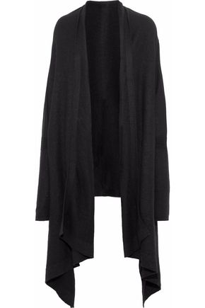 RICK OWENS Draped cashmere cardigan