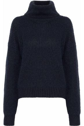 MARKUS LUPFER Ribbed-knit turtleneck sweater