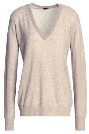 JOSEPH Mélange cashmere sweater