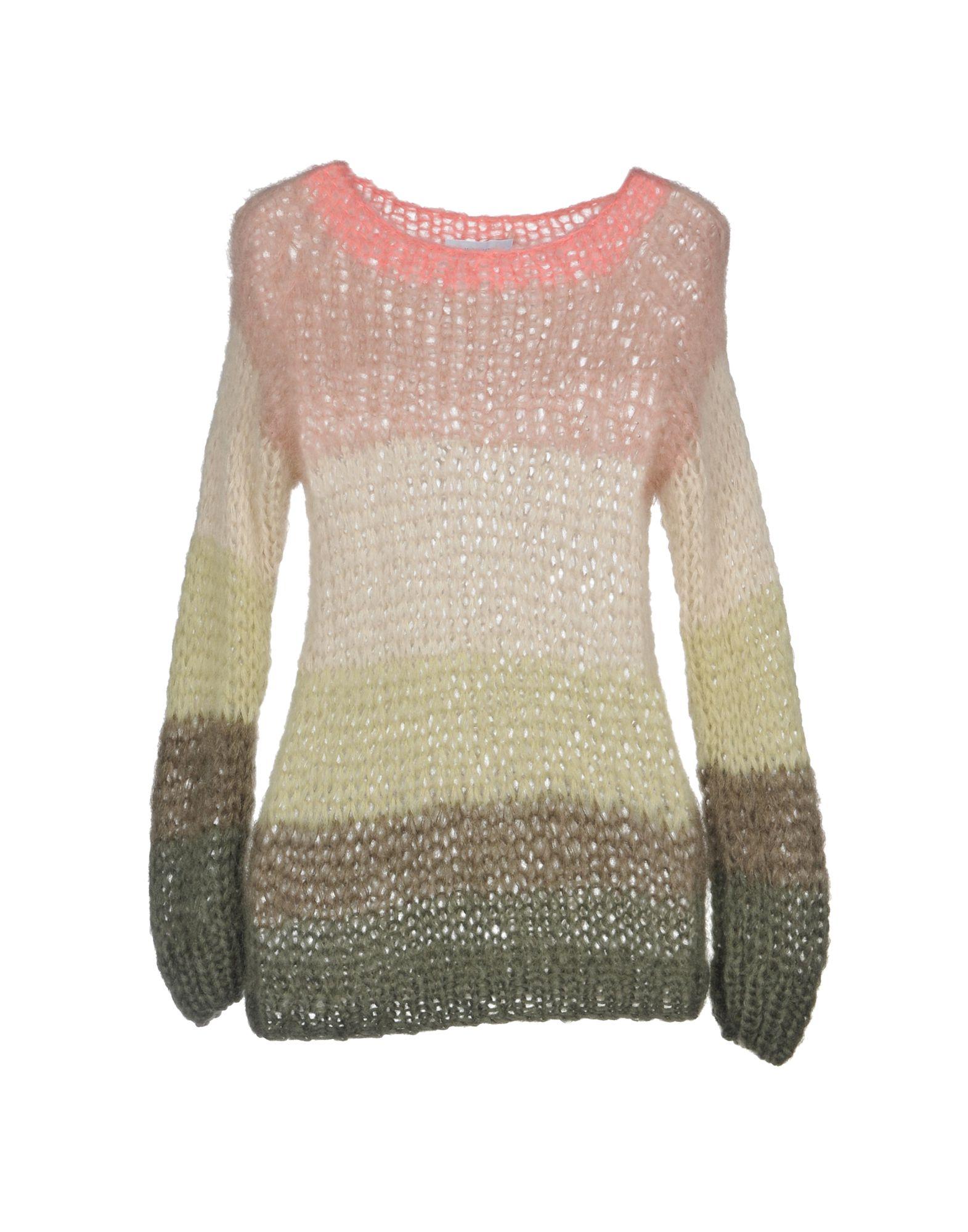 MAIAMI Sweater in Dark Green