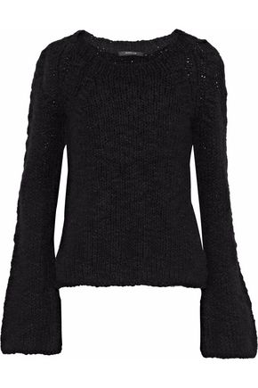 DEREK LAM Wool-bouclé sweater