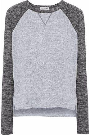 RAG & BONE Camden mélange jersey top