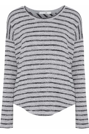 RAG & BONE Hudson striped jersey top