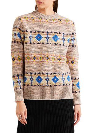 VICTORIA BECKHAM Heavy Knit