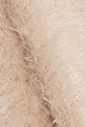 MARNI Brushed knitted turtleneck sweater