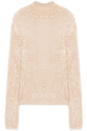 MARNI Brushed knitted turtleneck sweater