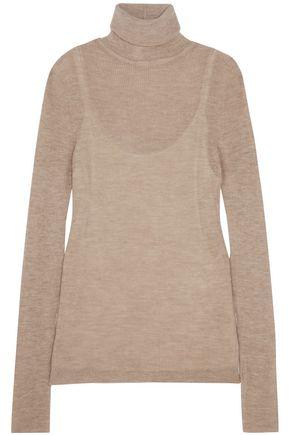 MAX MARA Cashmere turtleneck sweater