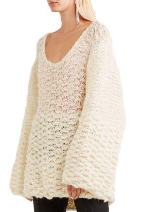 ANN DEMEULEMEESTER Medium Knit