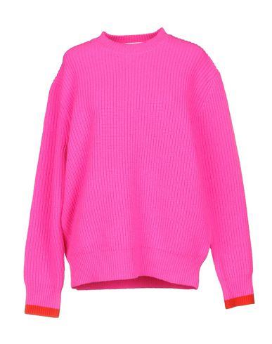 Фото - Женский свитер  цвета фуксия