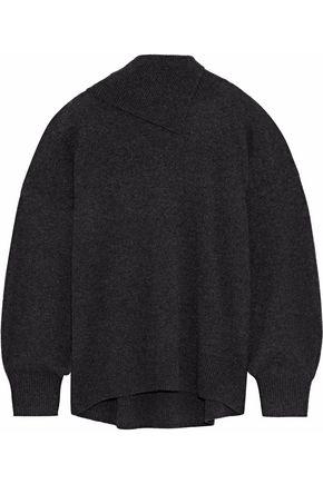 IRIS & INK Naomi mélange cashmere sweater