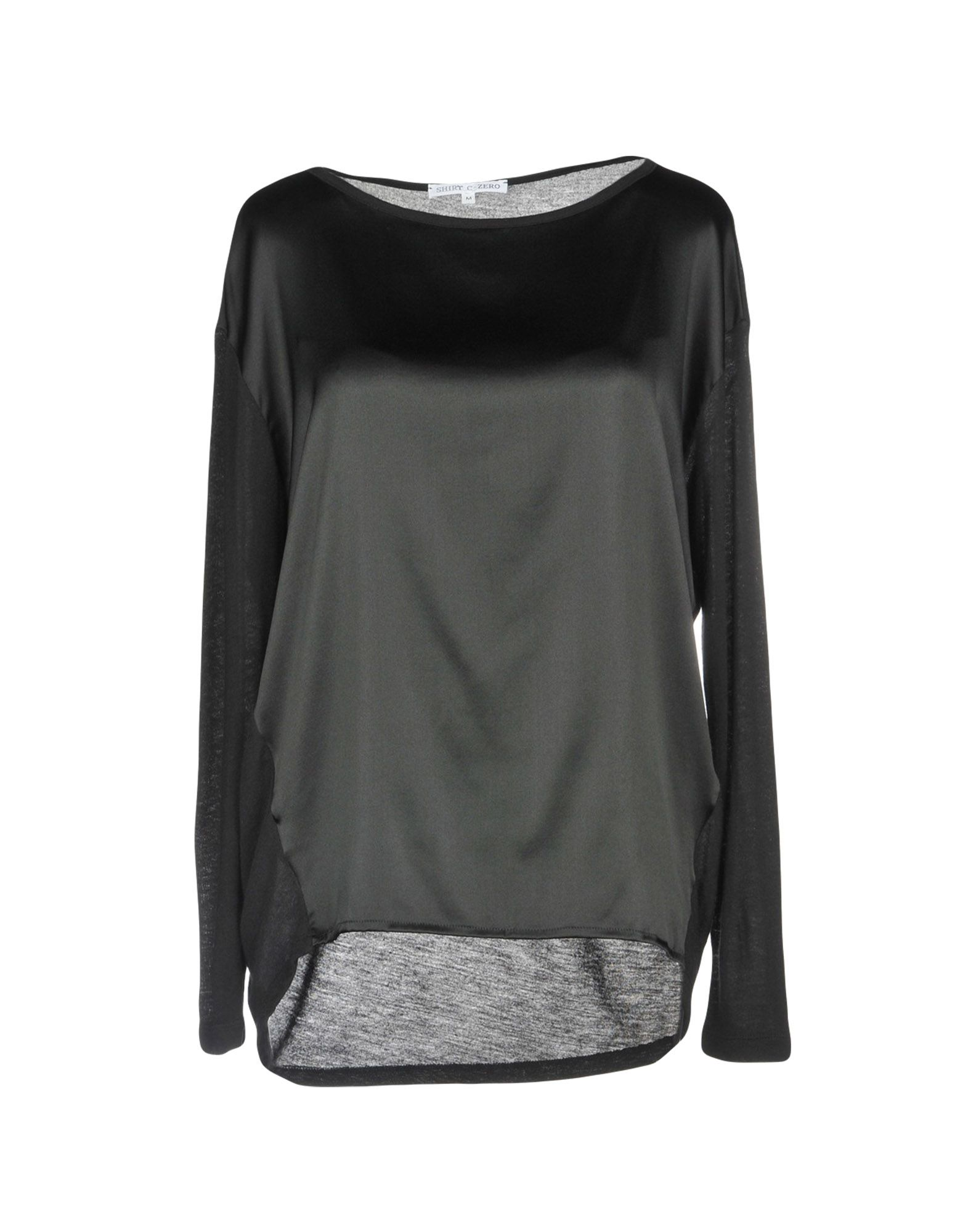 SHIRT C-ZERO Блузка shirt c zero топ без рукавов