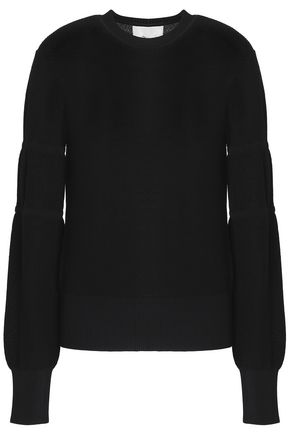 3.1 PHILLIP LIM Gathered knitted sweater