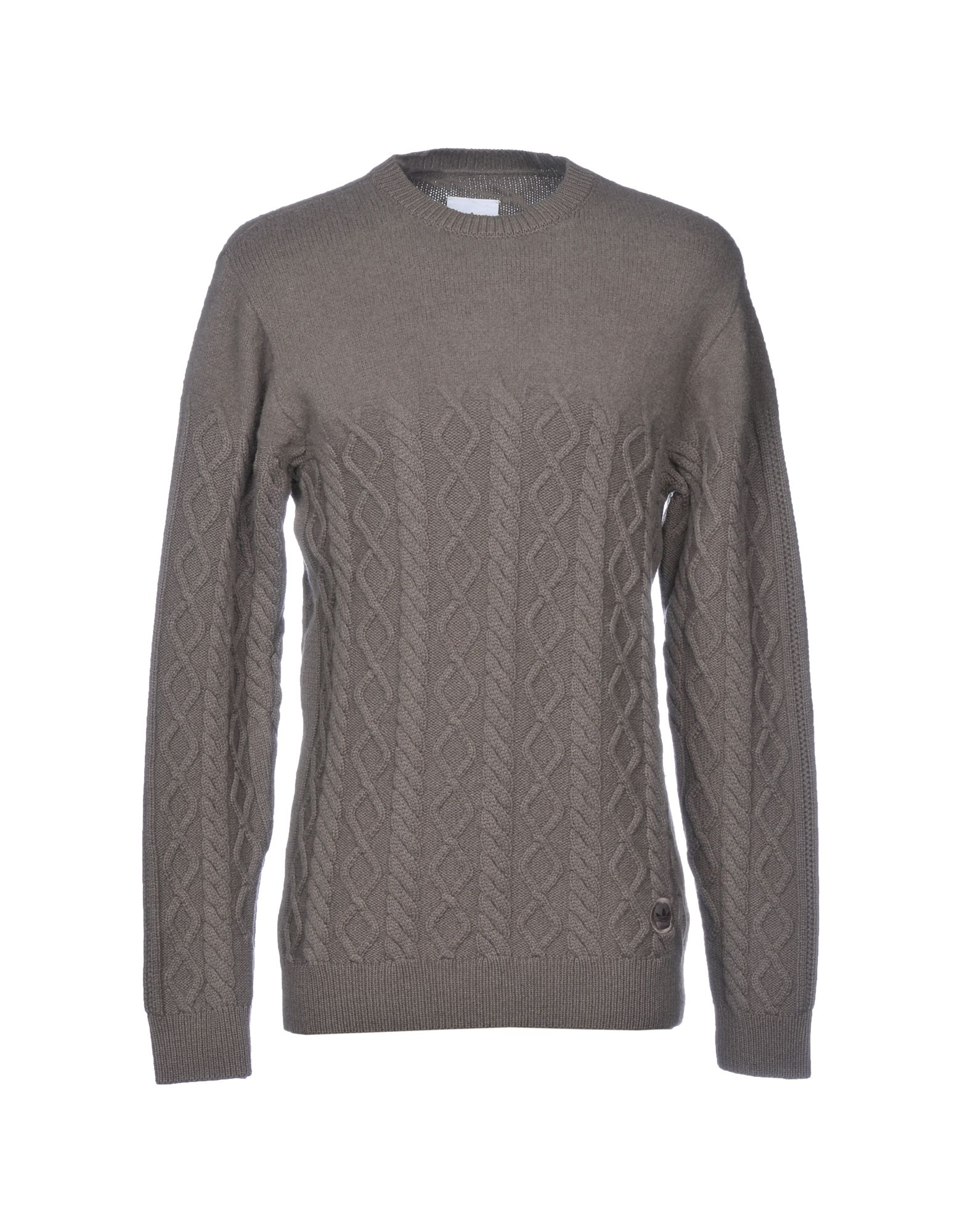 ADIDAS BY WINGS + HORNS Sweaters in Grey