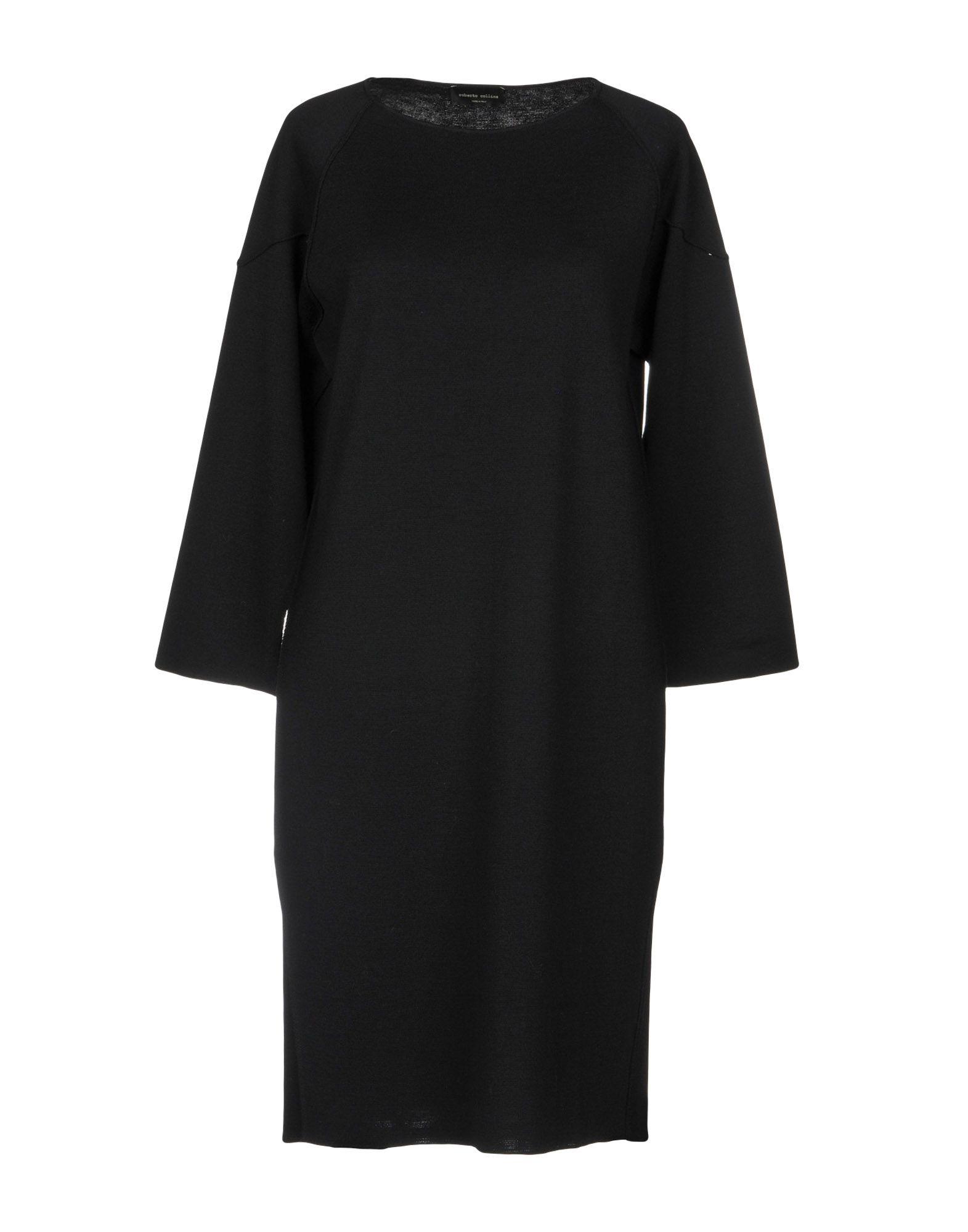 ROBERTO COLLINA Короткое платье roberto collina длинное платье