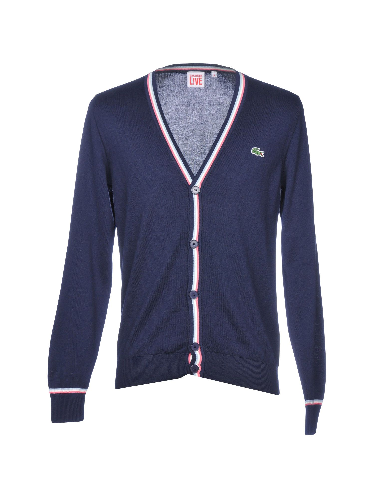 LACOSTE L!VE Кардиган