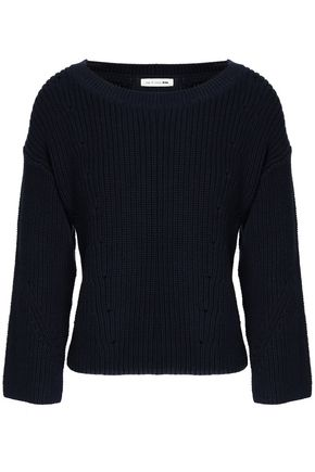 RAG & BONE Ribbed cotton sweater