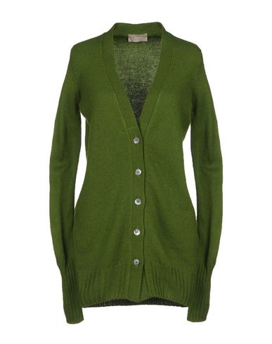 Купить Женский кардиган DRUMOHR цвет зеленый-милитари