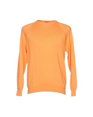 Купить Мужской свитер DRUMOHR оранжевого цвета