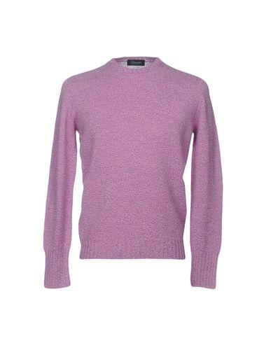 Купить Мужской свитер DRUMOHR светло-фиолетового цвета
