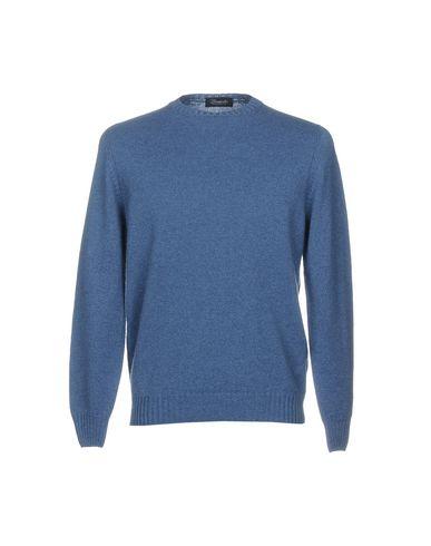 Купить Мужской свитер DRUMOHR пастельно-синего цвета