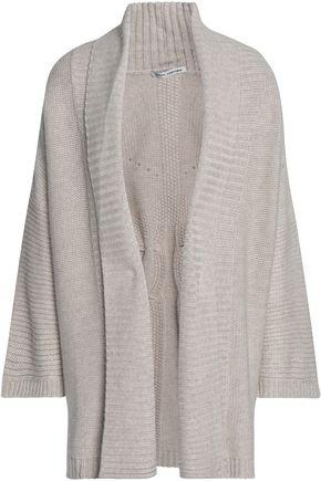 AUTUMN CASHMERE Ribbed cashmere cardigan