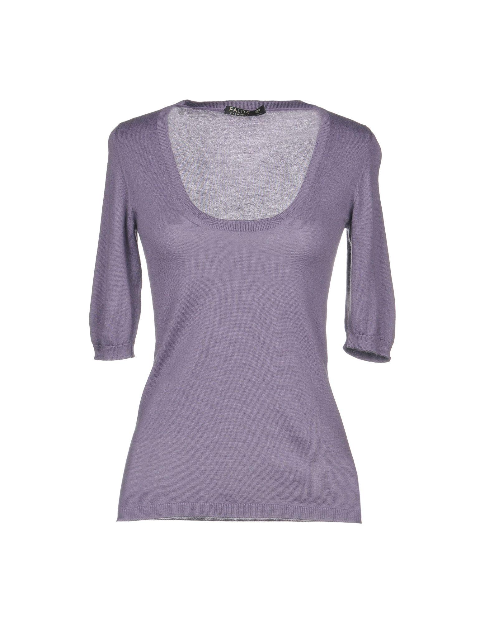 FALDA CASHMERE | FALDA CASHMERE Sweaters | Goxip