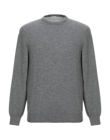 Купить Мужской свитер  свинцово-серого цвета