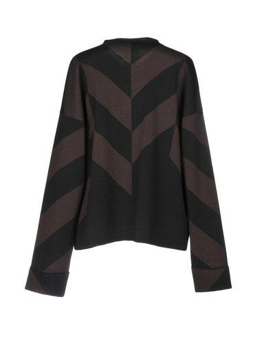 Фото 2 - Женский свитер  цвет баклажанный