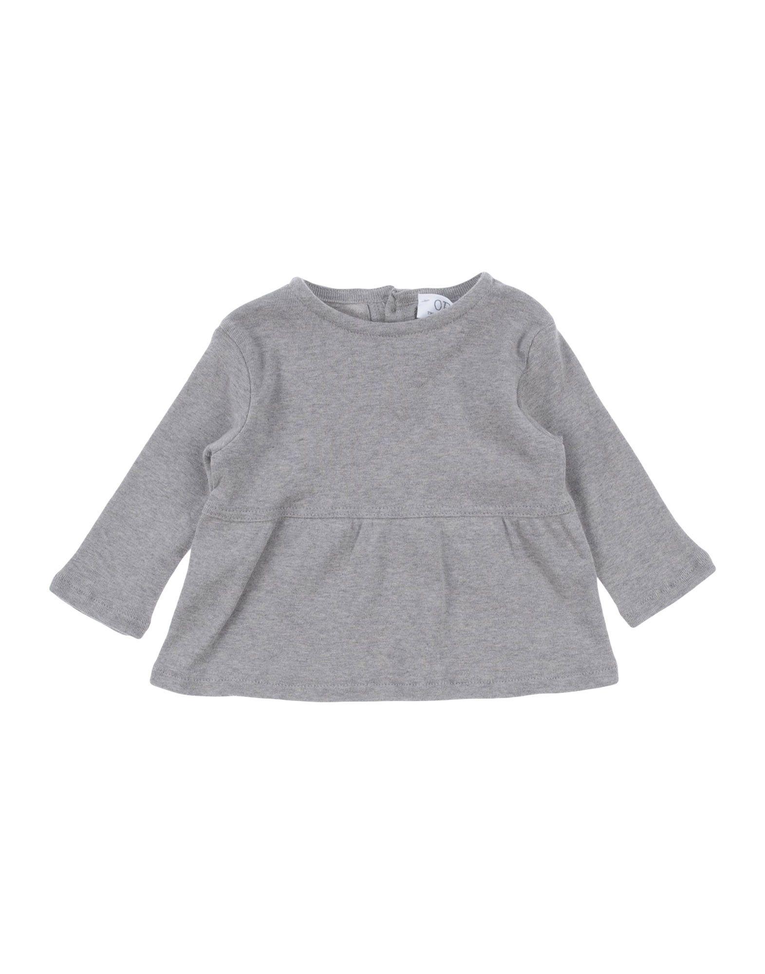 OPILILAI T-Shirt in Grey