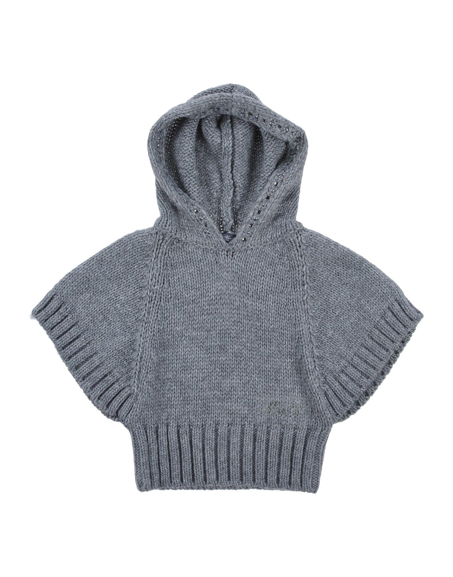 MISS BLUMARINE Sweater in Grey