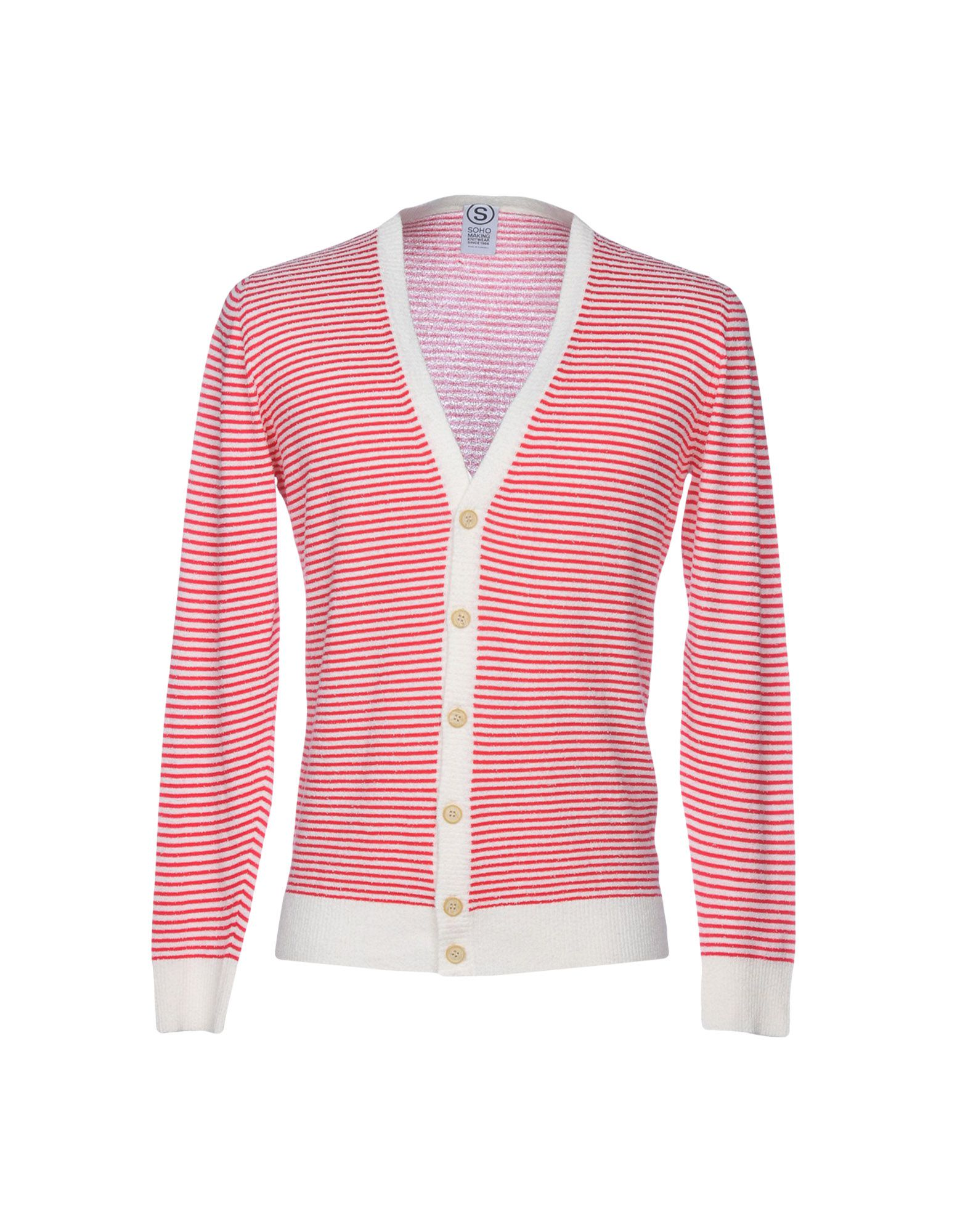 SOHO Cardigan in Pink