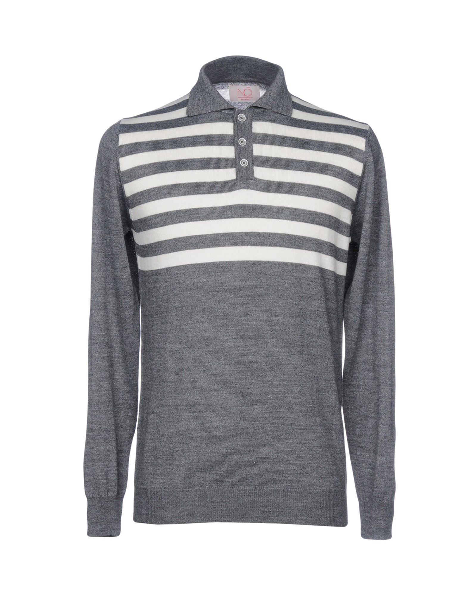 NŌ KNITWEAR Свитер striped openwork pullover knitwear