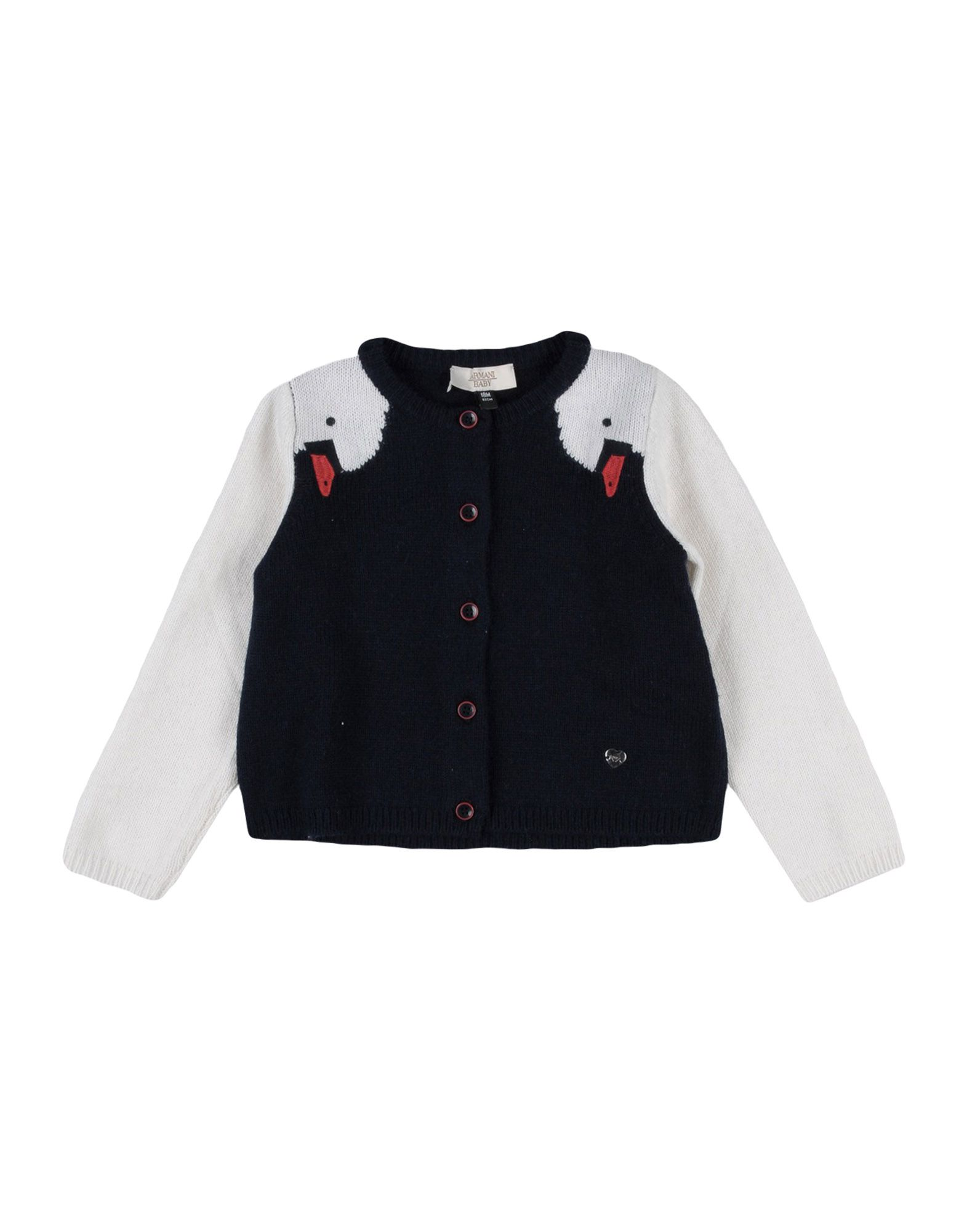 ARMANI JUNIOR Cardigan in Dark Blue