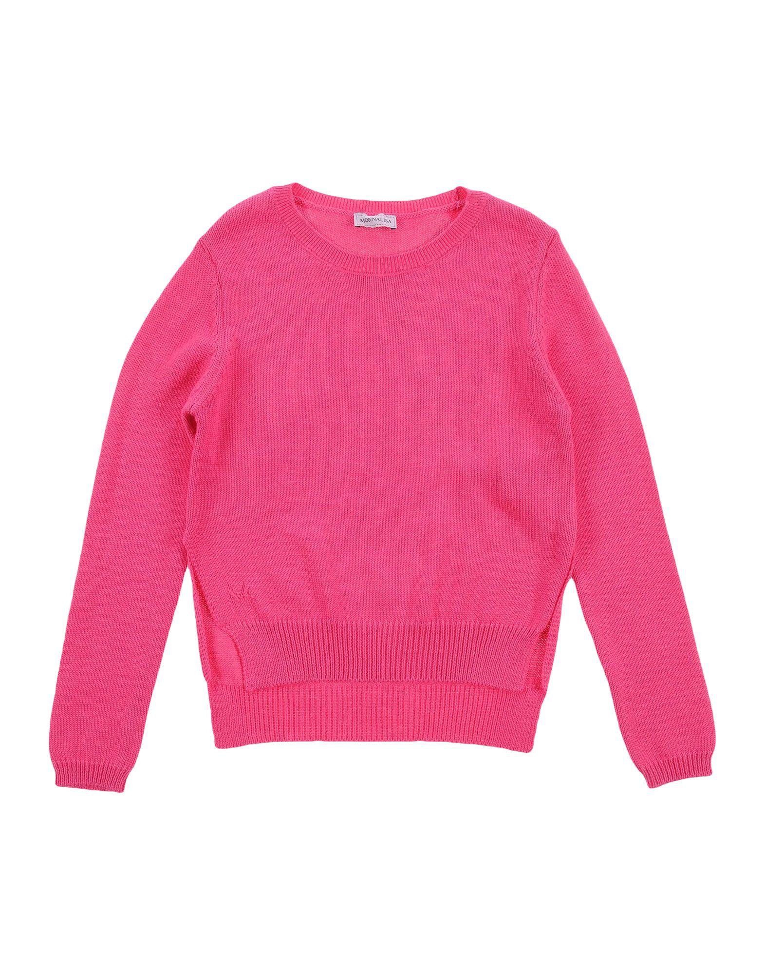 MONNALISA Sweater in Fuchsia