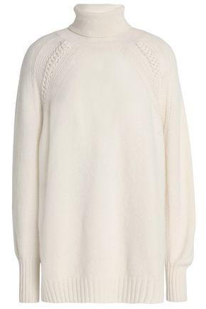BELSTAFF Wool and cashmere-blend turtleneck sweater