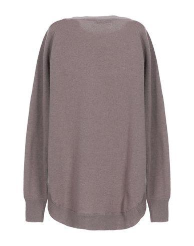 Фото 2 - Женский свитер EUROPEAN CULTURE цвет голубиный серый