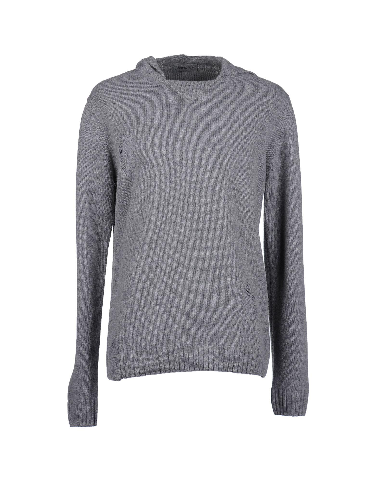 JEORDIES Sweaters in Grey
