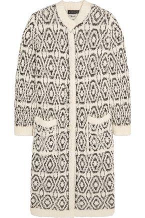 ETRO Printed bouclé coat