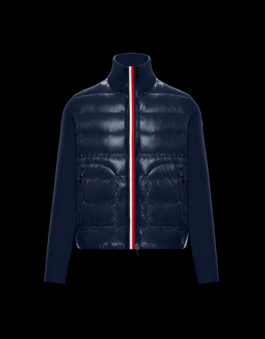 MONCLER Lined jumper - Lined jumpers - men