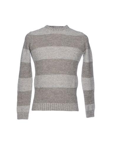 Фото - Мужской свитер BECOME светло-серого цвета