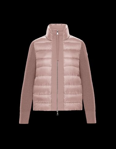 MONCLER CARDIGAN - Lined jumpers - women