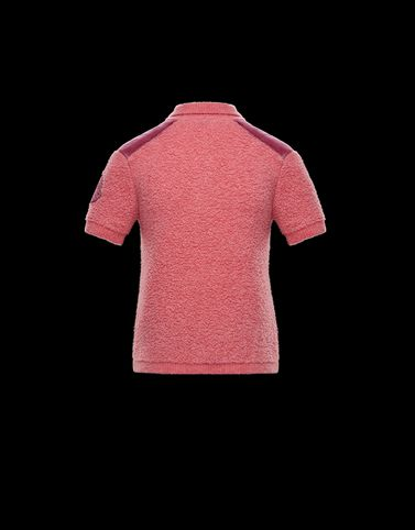 Moncler Knitwear Woman: POLO SHIRT