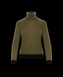 MONCLER HIGH NECK - Cashmere jumpers - women